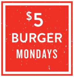 ALL DAY, SELECT BURGERS