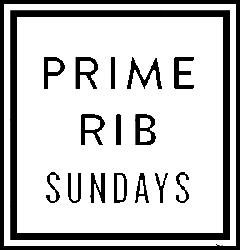 Prime Rib Sundays