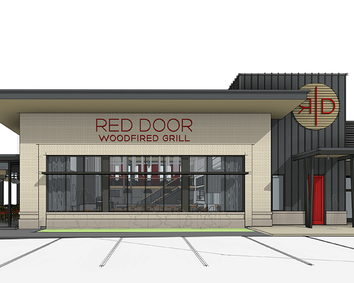 Red Door Woodfired Grill sets grand opening for Lenexa restaurant